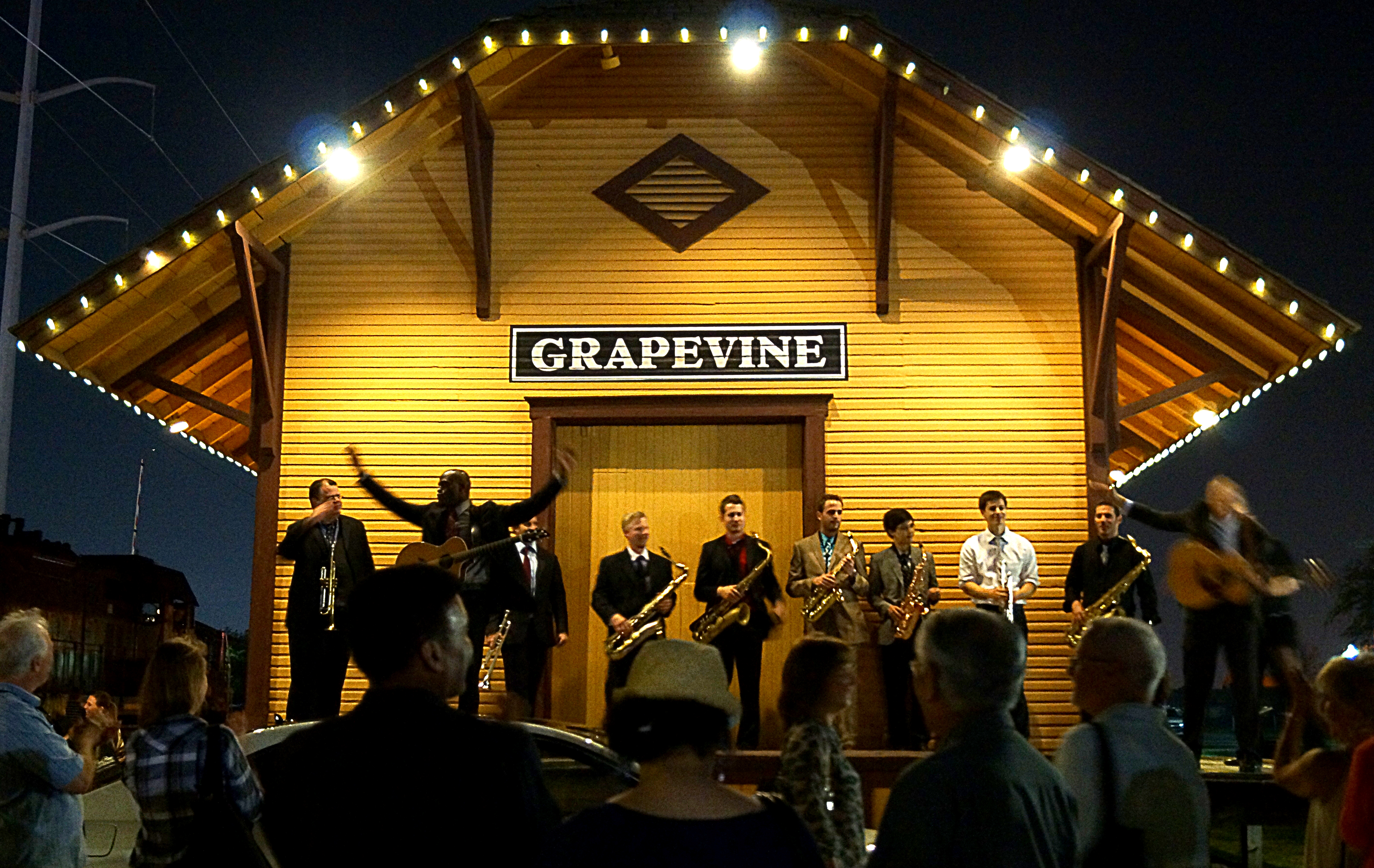 Christmas Wine Trains 2020 Grapevine Grapevine Jazz Wine Trains Info & Tickets | October 2 and 4, 2020