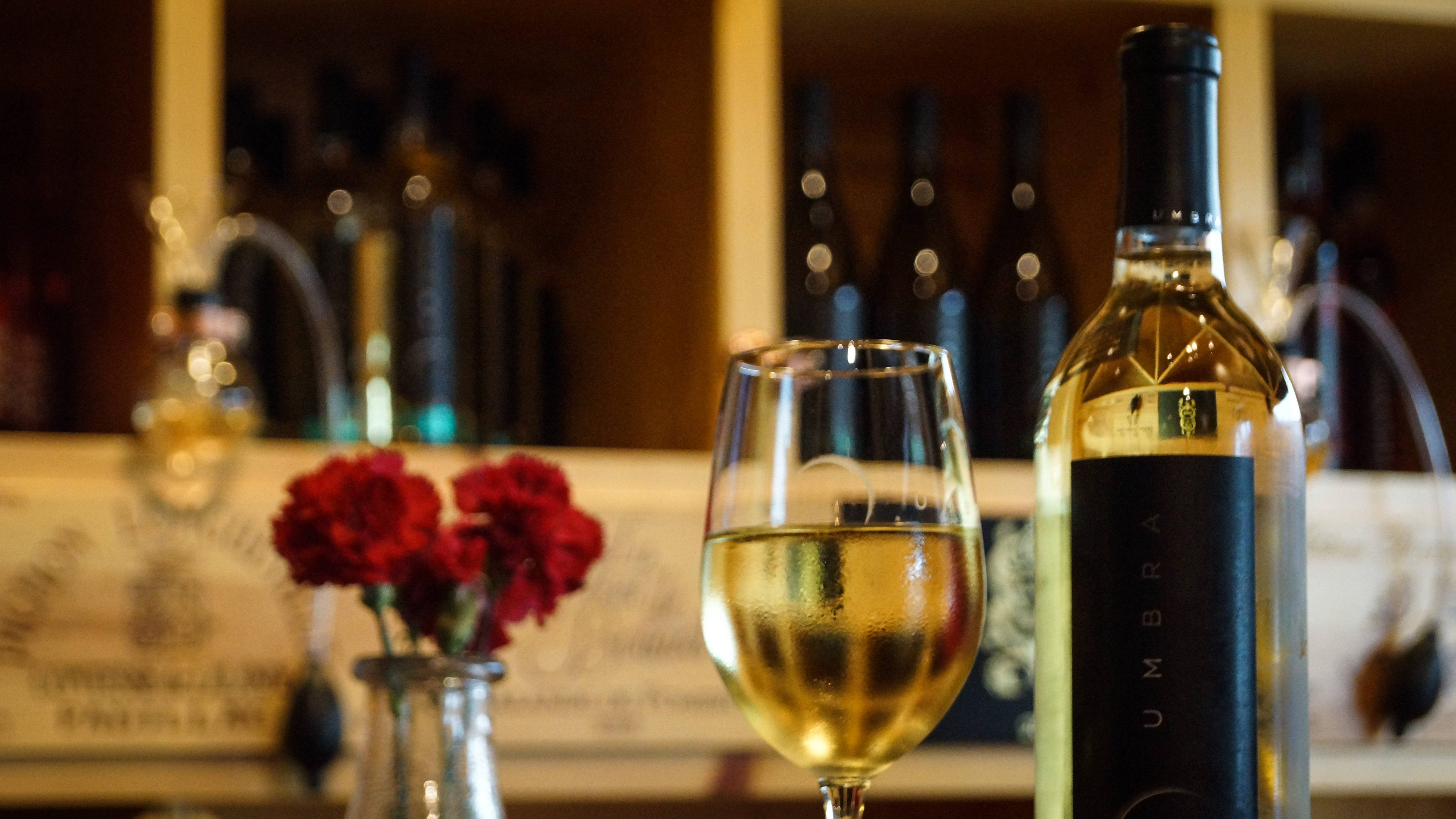 A Sip of Roussane in Grapevine, Texas