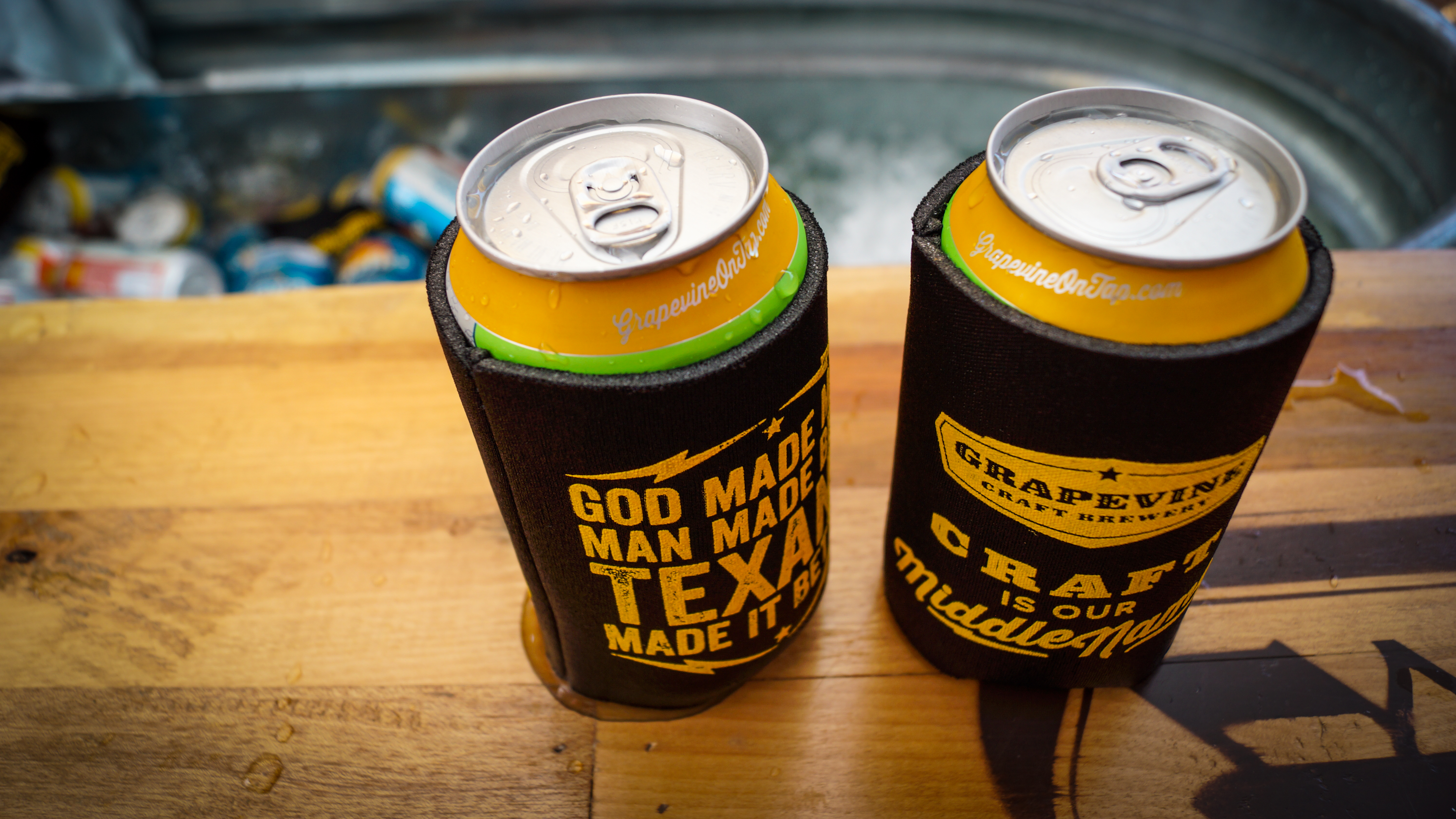 the brewery and taproom also sells gcb merchandise