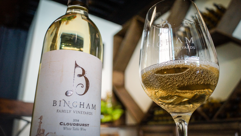 Cloudburst by Bingham Winery