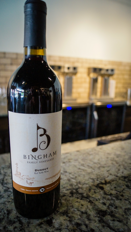 Dugout - Bingham Family Vineyards