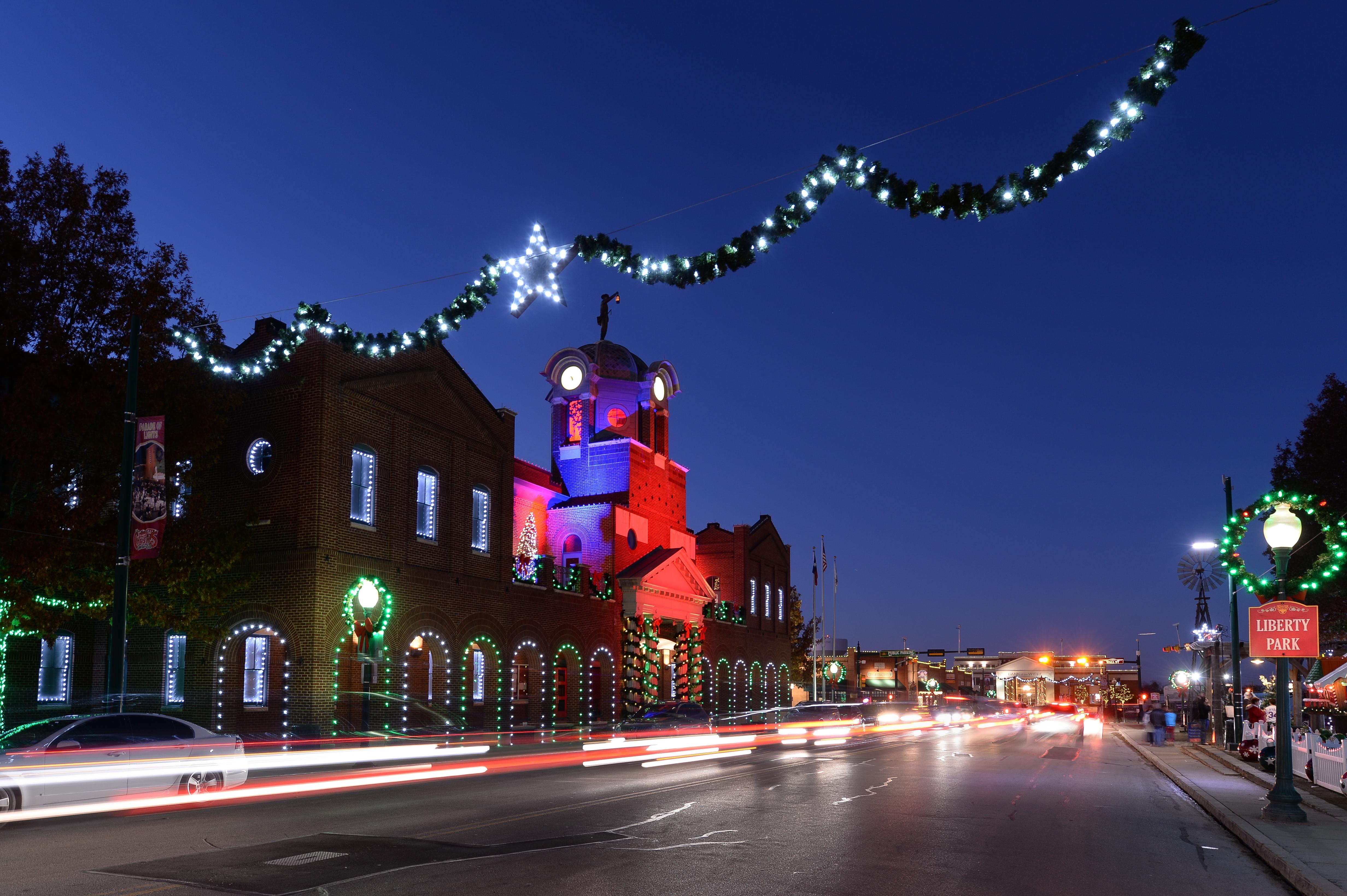 Christmas Capital of Texas®