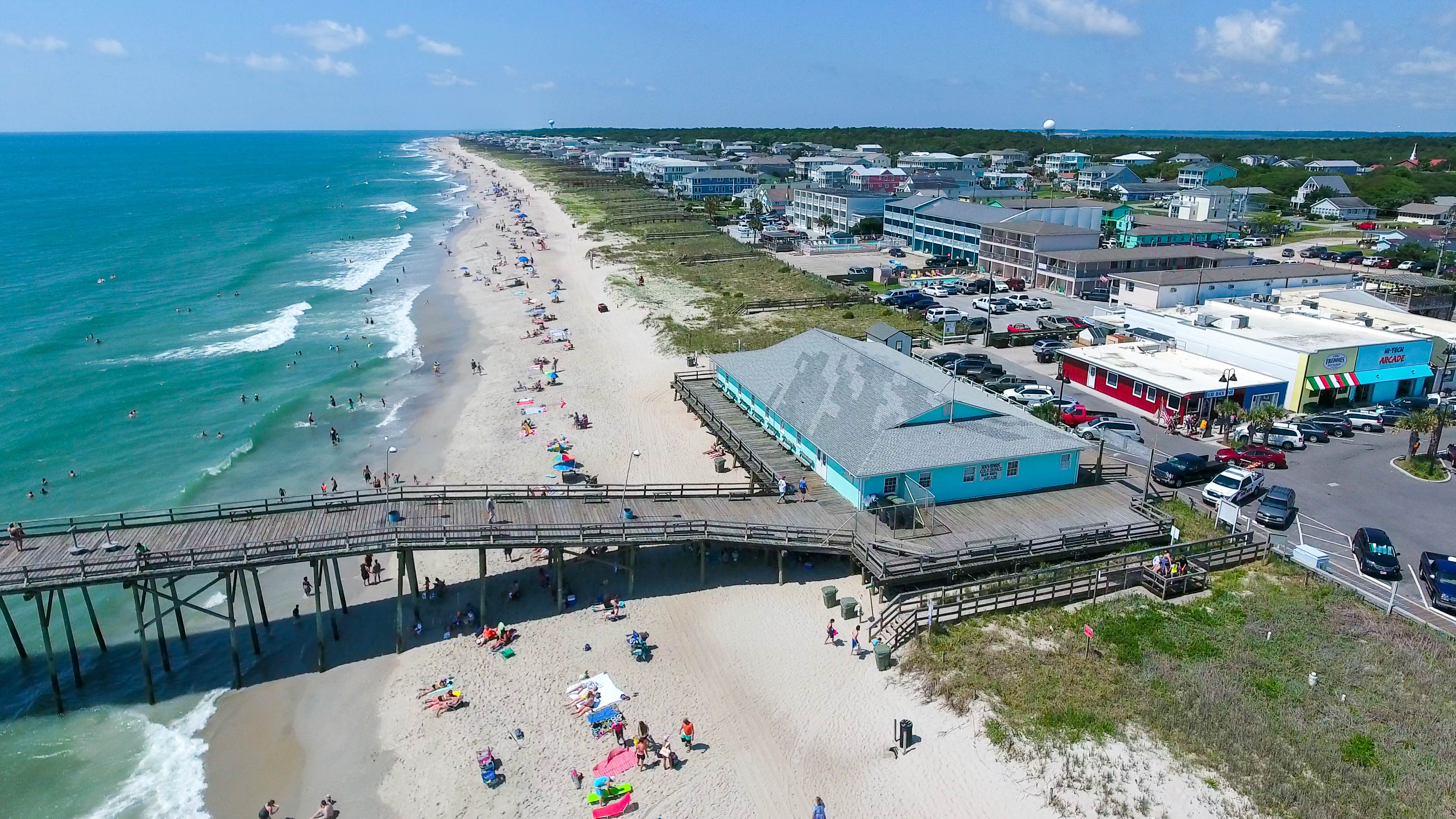 Fishing | Kure Beach, NC | Official Tourism Site