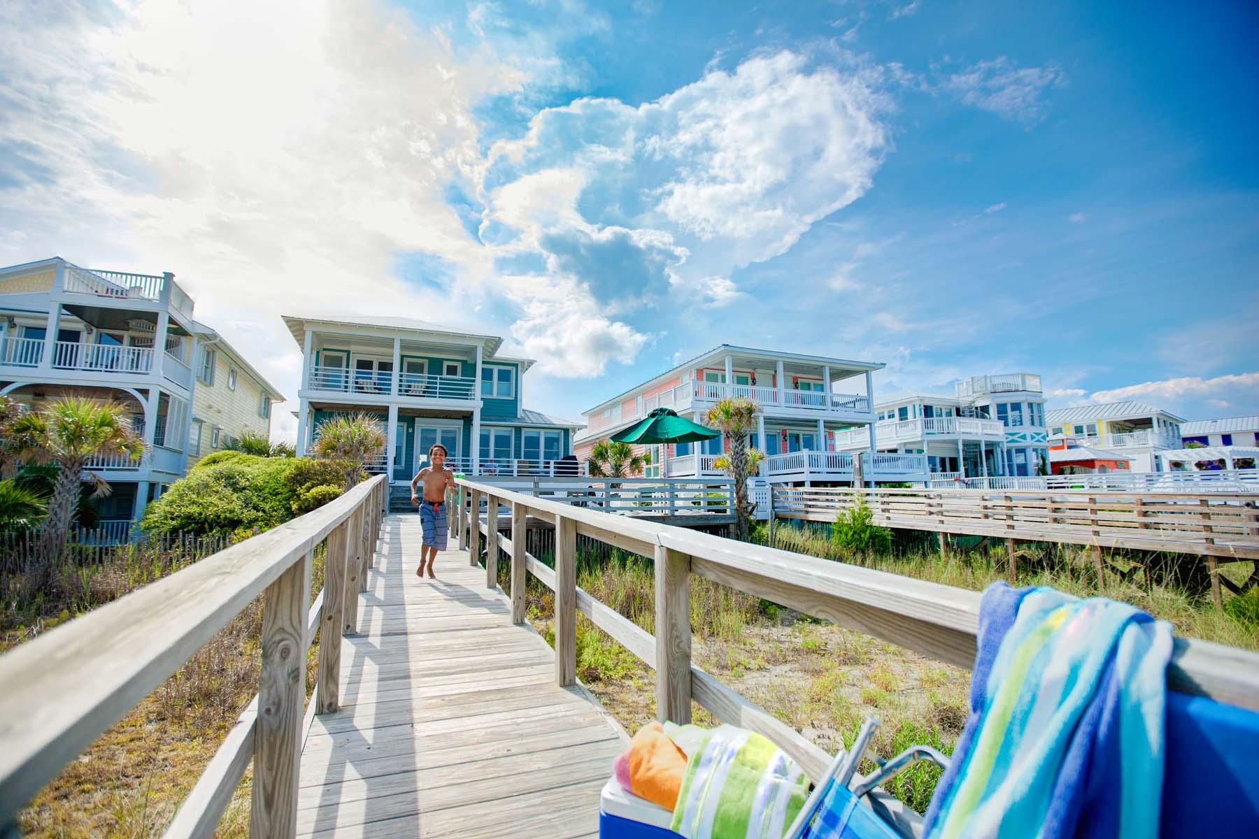 Wilmington Nc Vacation Rentals Condos Beach House Rentals