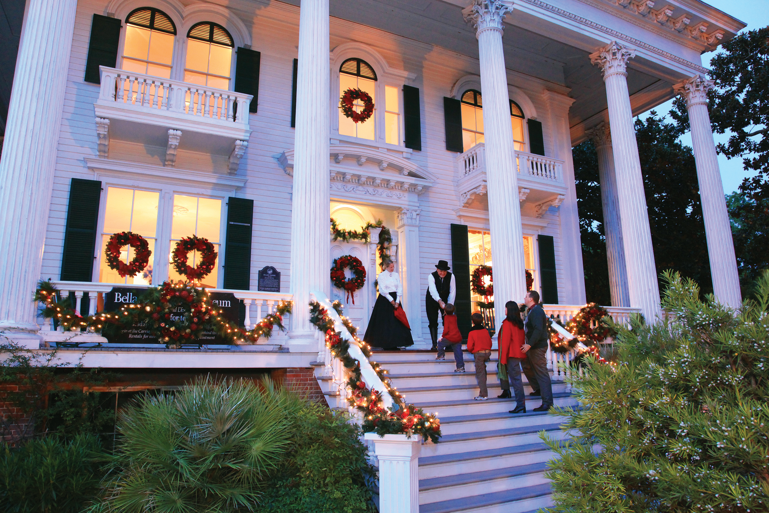 Wilmington Nc Winter Events Island Of Lights Enchanted