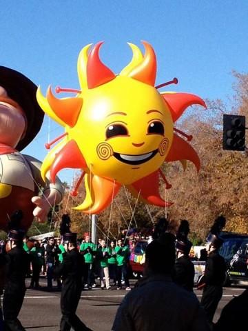 National Bank of Arizona Fiesta Bowl Parade (Photo via Facebook)