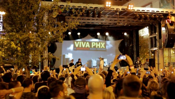Viva Phx Music Festival