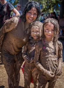 Photo courtesy of Scottsdale's Mighty Mud Mania