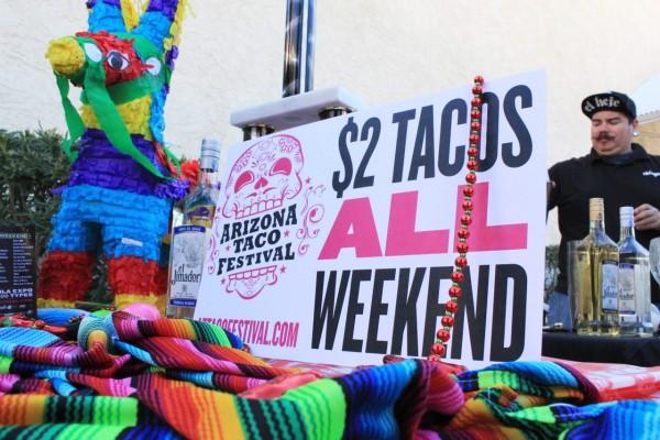 Photo credit: Arizona Taco Festival via Facebook