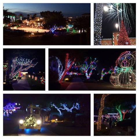 Christmas at Fairmont Scottsdale Princess