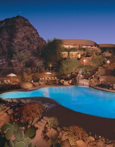 Photo courtesy of The Buttes Resort