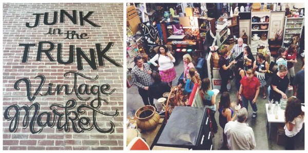 Junk in the Trunk Vintage Market (Photos from Facebook)