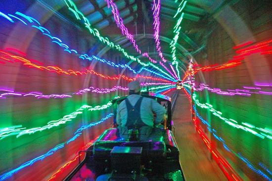McCormick-Stillman Railroad Park Holiday Lights