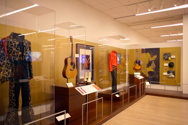 Elvis Presley Exhibit