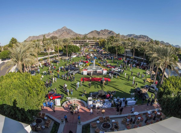 Arizona Concours d'Elegance. Photo via Facebook