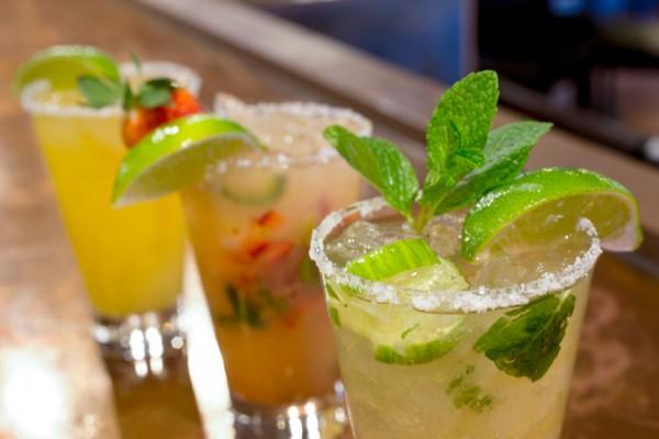 Herradura tequila cocktails at Westin Kierland