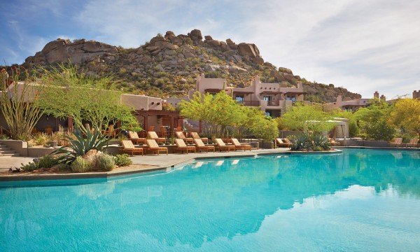 Photo courtesy of Four Seasons resort Scottsdale at Troon North