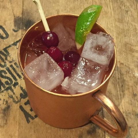Triple Crown Mule