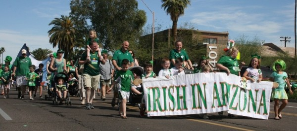 St. Patrick's Day Parade and Faire