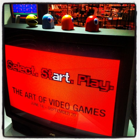 Art of Video Games, Phoenix Art Museum
