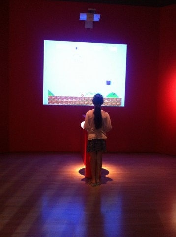 art of video games exhibit phoenix art museum