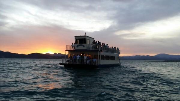 Lake Pleasant Cruises