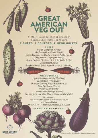 Great American Veg Out