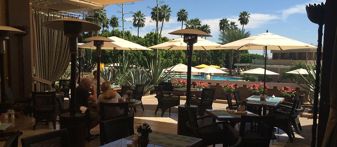 Il Terrazzo at the Phoenician Resort & Spa