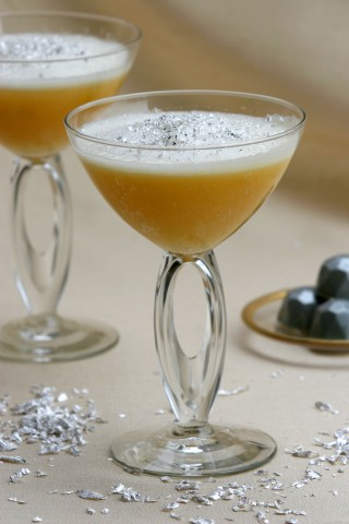 Caribbean Snowflake Cocktail