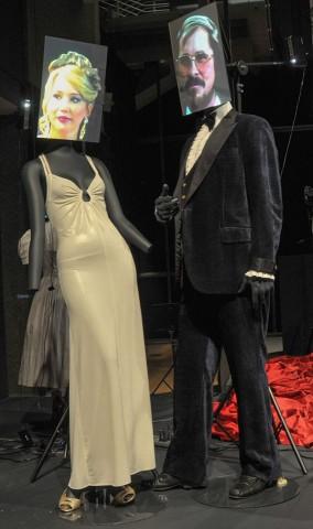 Hollywood costume exhibit at Phoenix Art Museum