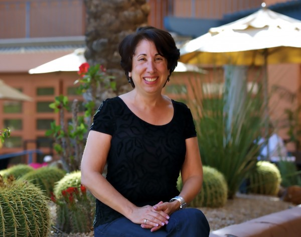 Pam Swartz of The Hermosa Inn