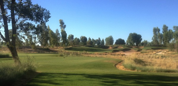 Southern Dunes, 4th hole