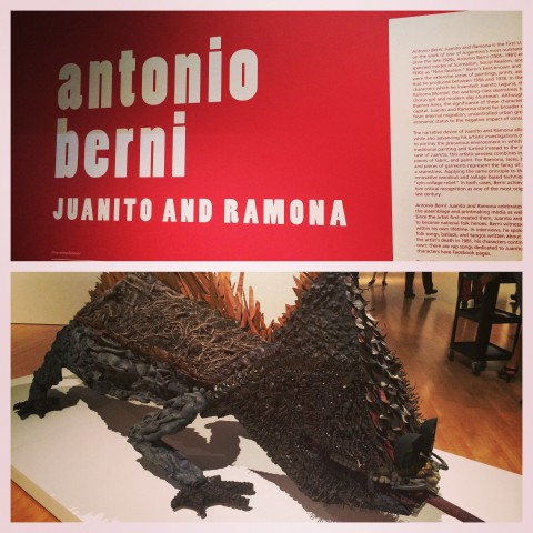 Antonio Berni Exhibit