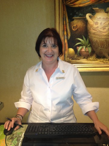 Anastasia Hatzivlahos of the Four Seasons Resort Scottsdale at Troon North