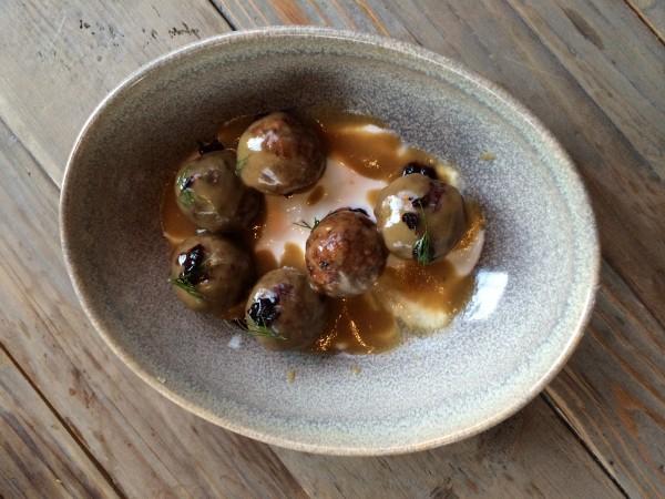 The Henry Swedish Meatballs