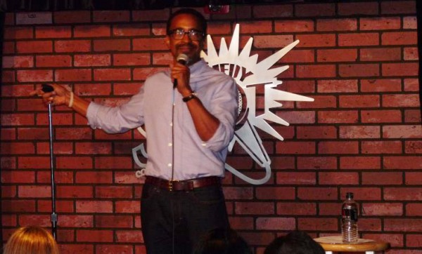 SNL alum Tim Meadows at The Comedy Spot