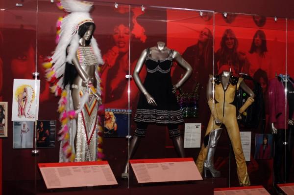 Women Who Rock exhibit