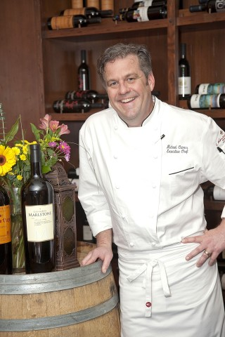Chef Michael Cairns of Montelucia Resort & Spa