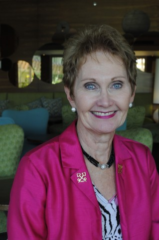 Judy Kabler of the Hotel Valley Ho