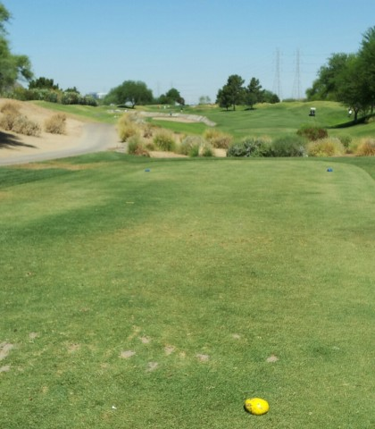 ASU Karsten Golf Course 8th hole