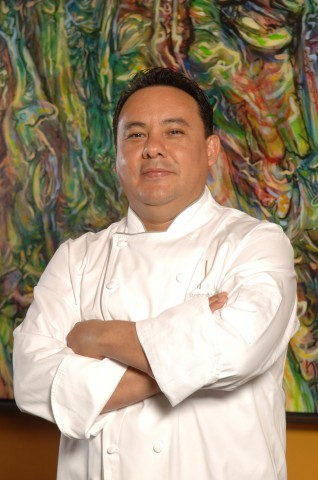 Chef Roberto Madrid of deseo