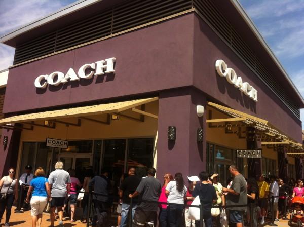 Coach at Phoenix Premium Outlets