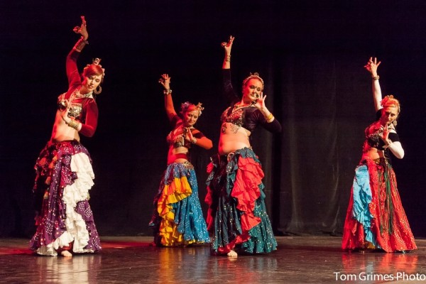 Kamalah Club Belly Dance 2013 . picture