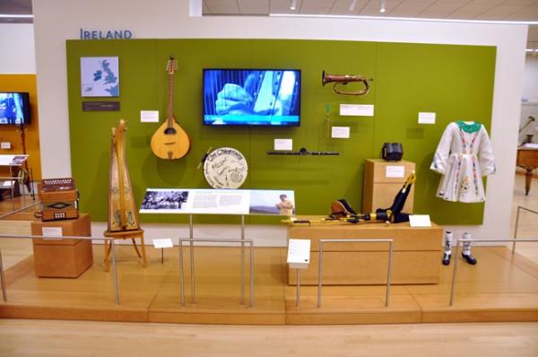 Musical Instrument Museum Ireland
