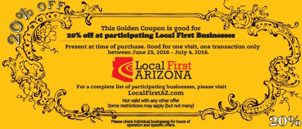 golden coupon