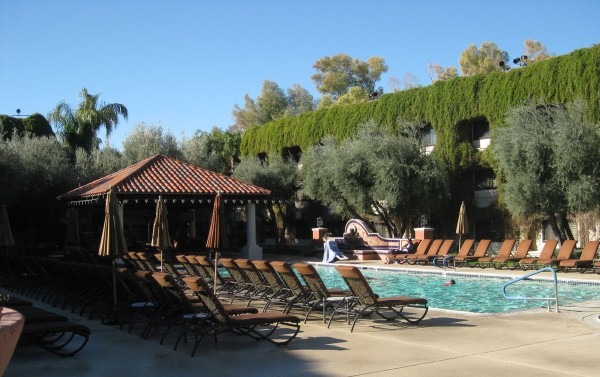 Scottsdale Resort and Conference Center pool
