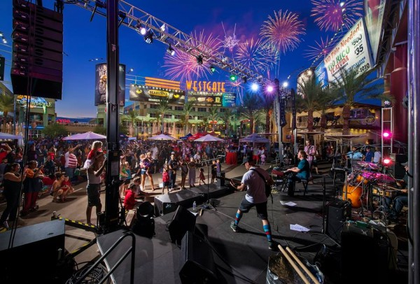 The Firework Fest at Westgate features food, fun and, of course, fireworks