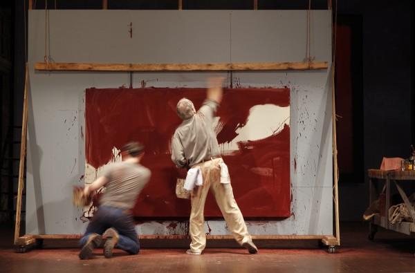 RED, Mark Rothko