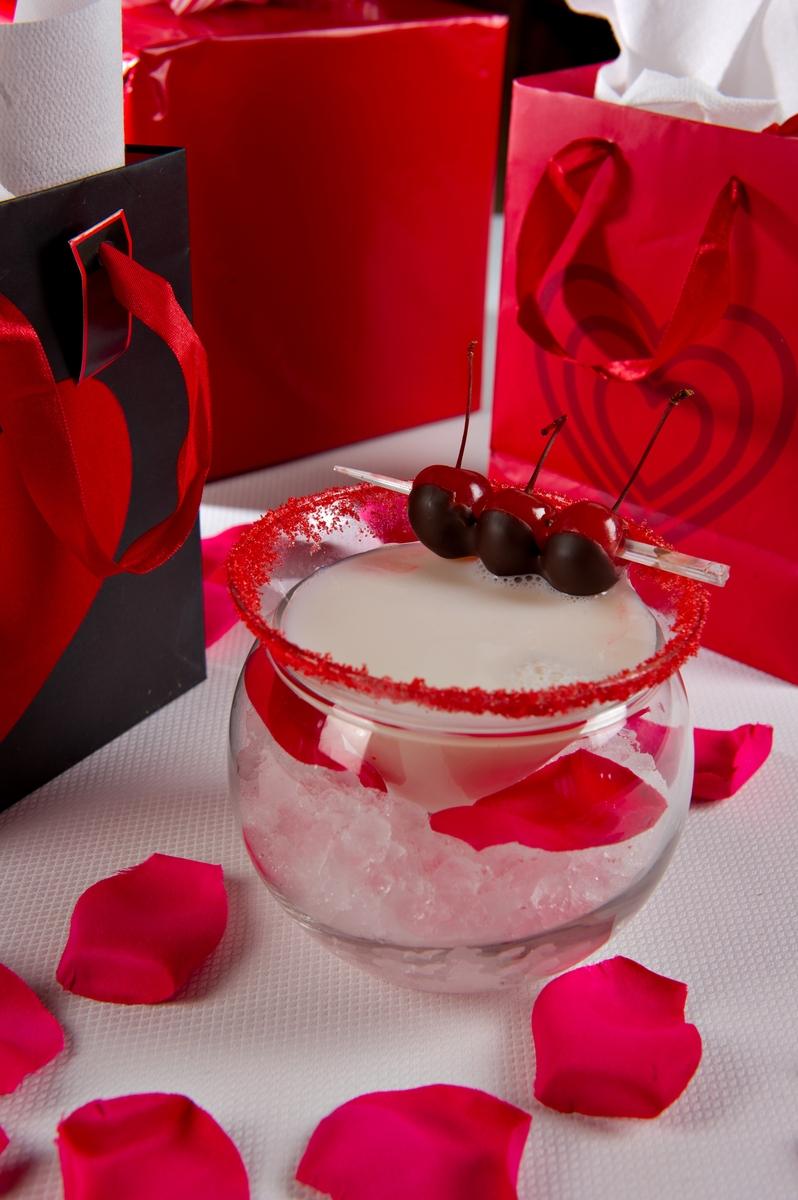 Valentine's Day Cocktail Recipe