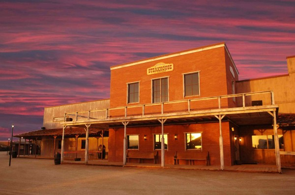 The Steakhouse at Rawhide
